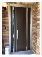 【施工後】横浜市K様邸:玄関ドア交換工事