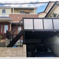 バルコニー・ウッドデッキ取替工事 神奈川県横浜市A2P