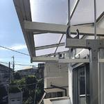 神奈川県 横浜市 港北区 テラス屋根・窓シャッター・取付工事4p / / / / / / / /