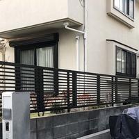 フェンス取替工事 神奈川県横浜市 港南区 エクステリア施工後2
