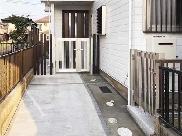エクステリア 外構工事 神奈川県 横浜市1pp
