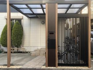 機能門柱 神奈川県 川崎市