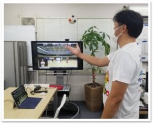 インクルーシブフットボール神奈川2021_競技